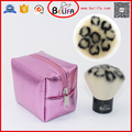 Belifa beauty synthetic fiber leopard makeup kabuki brush