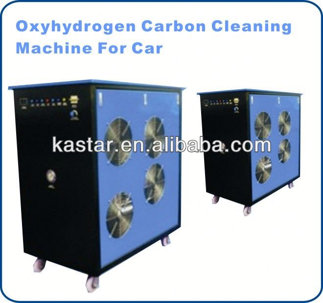 used engine oil refining machine for automatic carbon cleaning