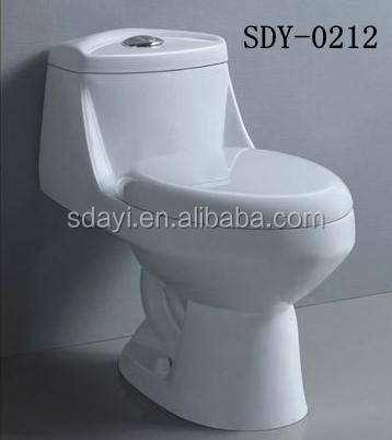 Sanitary ware siphonic toilet American Standard wc upc flush valve toilet