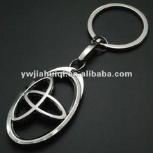 Manufacturer in China wholelase Toyota keychain With 8 Years Experience