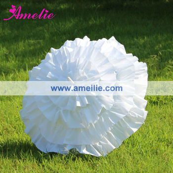 Children Size Frilly Wedding Parasol 2013