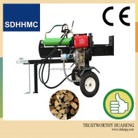 40/45Ton Hydraulic Log Splitter For Sale,Lifan Diesel engine adopt