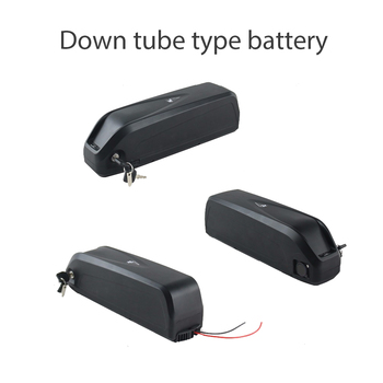 Down tube type battery Hailong battery supply 18650 holder with high quality