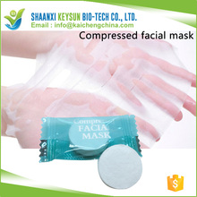 Skin Face Care Diy Facial Paper Compressed Facial Masque Mask