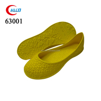 Ladies new style fashion yelllow EVA clogs shoes