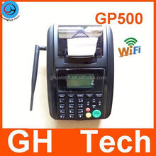 GH mobile thermal printer Portable WIFI + GPRS GP500