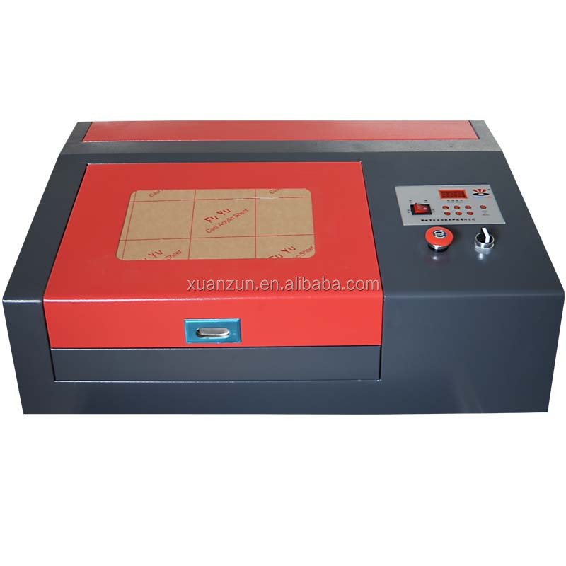 las, dwg, bmp, dxf, dxp, ai, plt, dst graphic used co2 laser engraving and cutting machine for small area artware processing