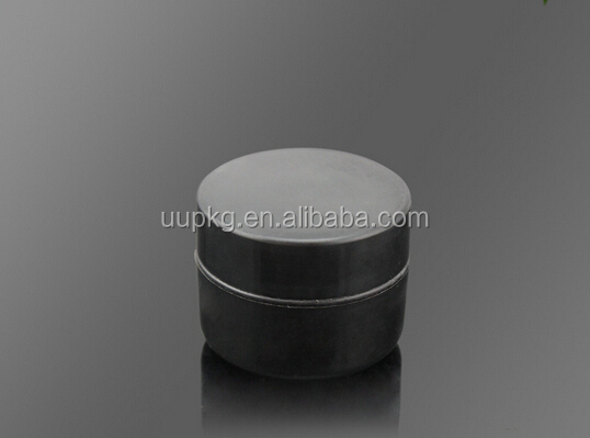 UU PACKAGING 10ml clear plastic jar with lids
