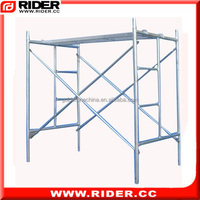 Ladder type mobile scaffold for building