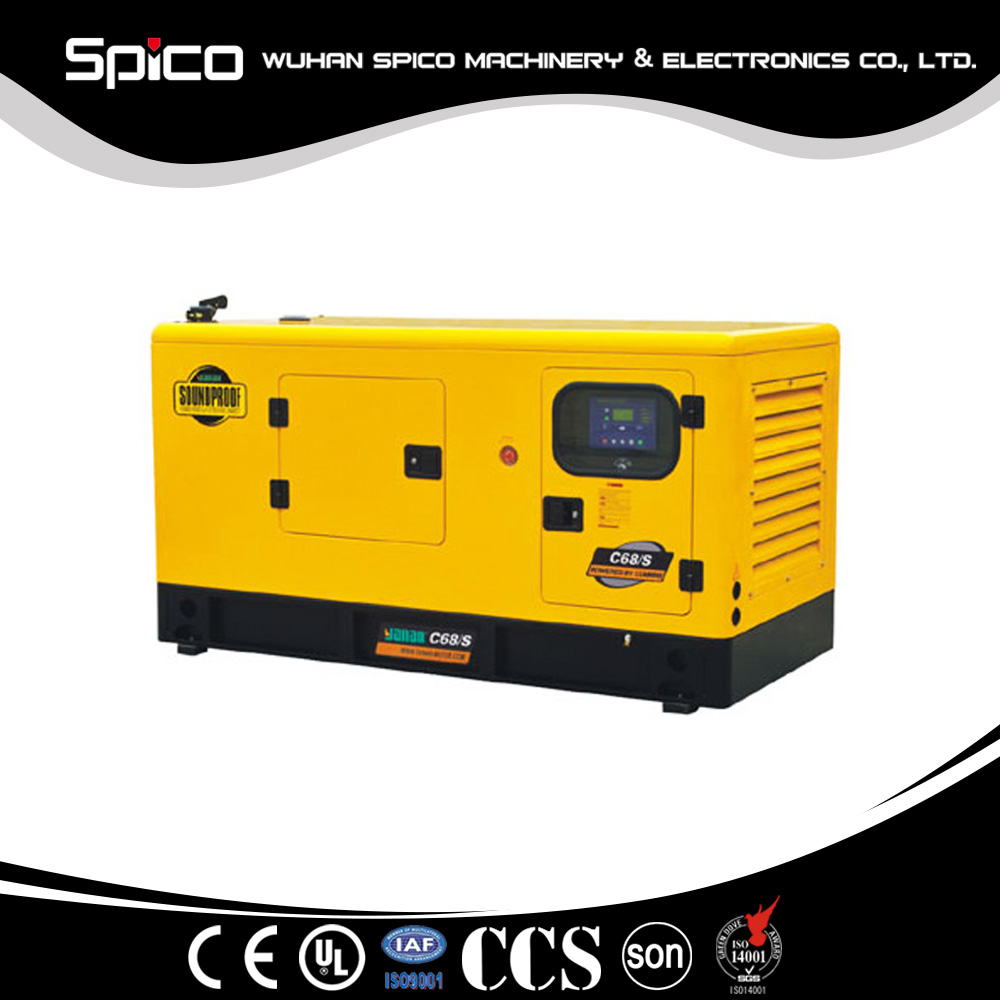 Silent High-end Price 375kva power by Cummins Diesel Types of Generator