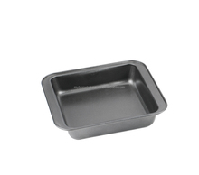 Carbon Steel Grey Non-stick Square Baking Tray of Cake Pan