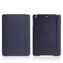 Fashion Design Leather Flip Wallet Phone Case Cover for Ipad Mini 2
