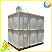 agriculture fiber glass water tank/ grp tank/ water tank plastic