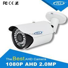 plv wholesale sony cmos sensor 1080p digital ahd ir camera bullet water proof casing