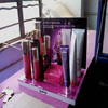 factory direct manufacturer clear acrylic cosmetic display skin care display
