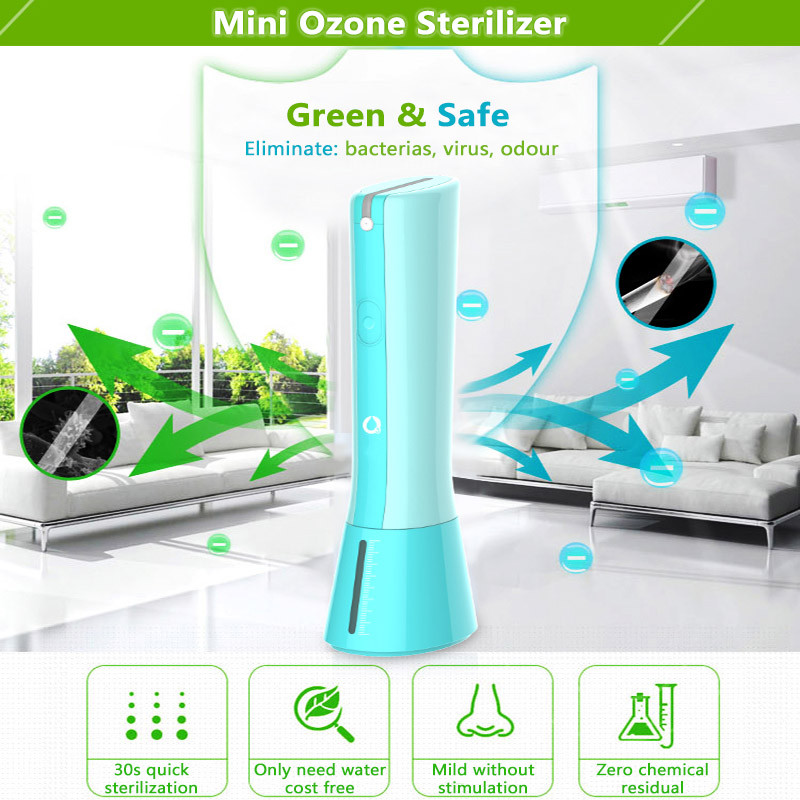 Home ozone generator ozone therapy equipment <strong>ozonizer</strong> <strong>o3</strong> fruit vegetable cleaning water ozone generator