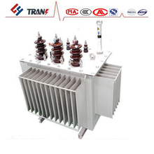 Three Phase 33kv Transformer oil immersed power transformer 200kva