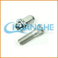 Alibaba China ! high strength plastic bolt !