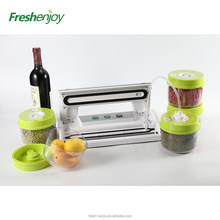 High quality household vacuum packing sealer, 100-240V food items heat sealing vaccum sealer GN1068