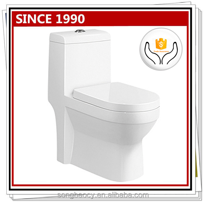 9131Ceramic One Piece Toilet Parts