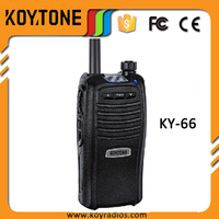 China 5W Cheap 20KM Handheld Military Vehicles VHF UHF FM Transceiver Walkie Talkie Radio For Motorola KY-66