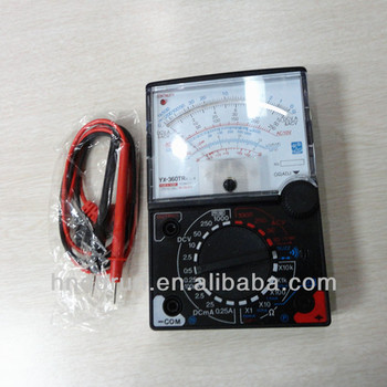 Analog Multimeter YX 360TRE-B