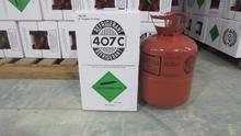 Refrigerant R407C replacement gas R22