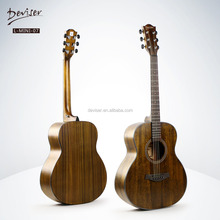 China Wholesale Huayi solid wood acoustic mexican guitar