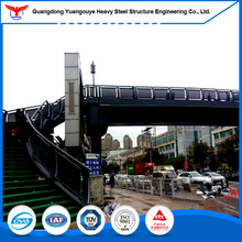 Plate girder fabrication factory/bridge steel member/large span/heavy loading capacity design