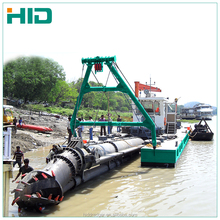 Used dredging machine/sand dredgers for sale