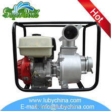 Multifunctional 3 inch gasoline water pump on stock