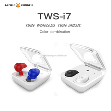 TWS true wireless earbuds bluetooth wireless stereo headset bluetooth stereo earphone In-ear earphone