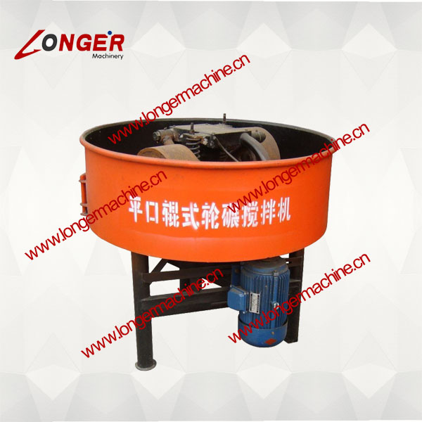 Charcoal Powder Mixer Machine