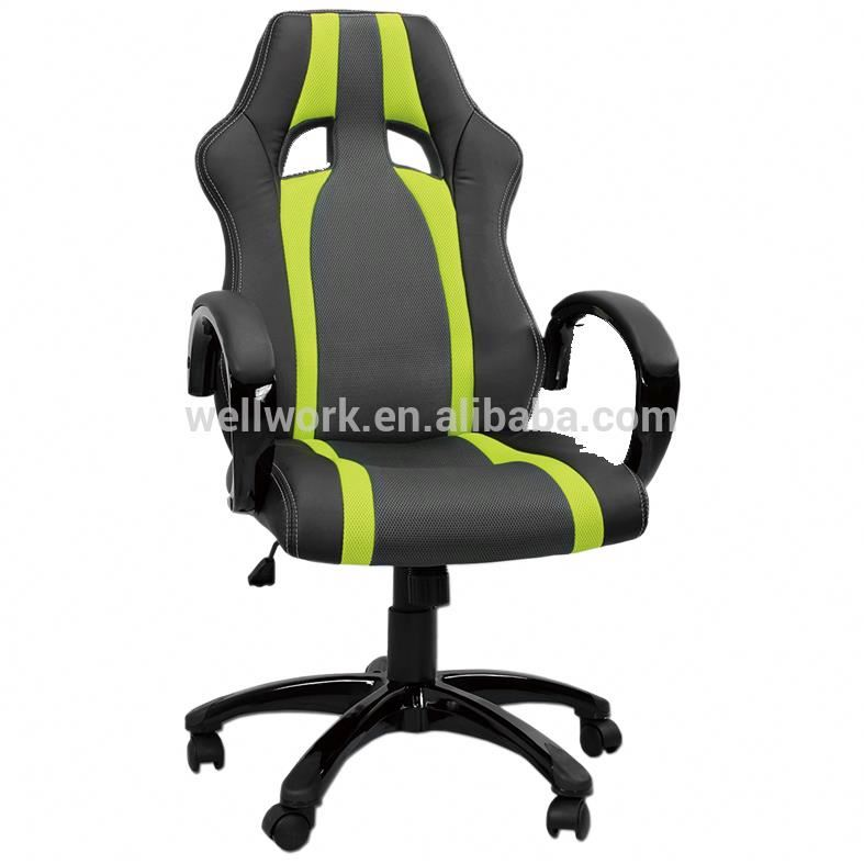 PU Leather Gt Racing Chair Racing Computer Chair Gaming Chair Rocker