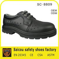 Guangzhou Work Time Safety Shoes Factory