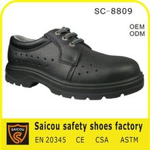 Guangzhou work time safety shoes factory (SC-8809)