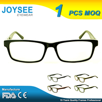 China Wholesale 2016 Joysee Design Brand New Model Fashion Prescription Spectacle Latest Glasses Frames For Women And Men