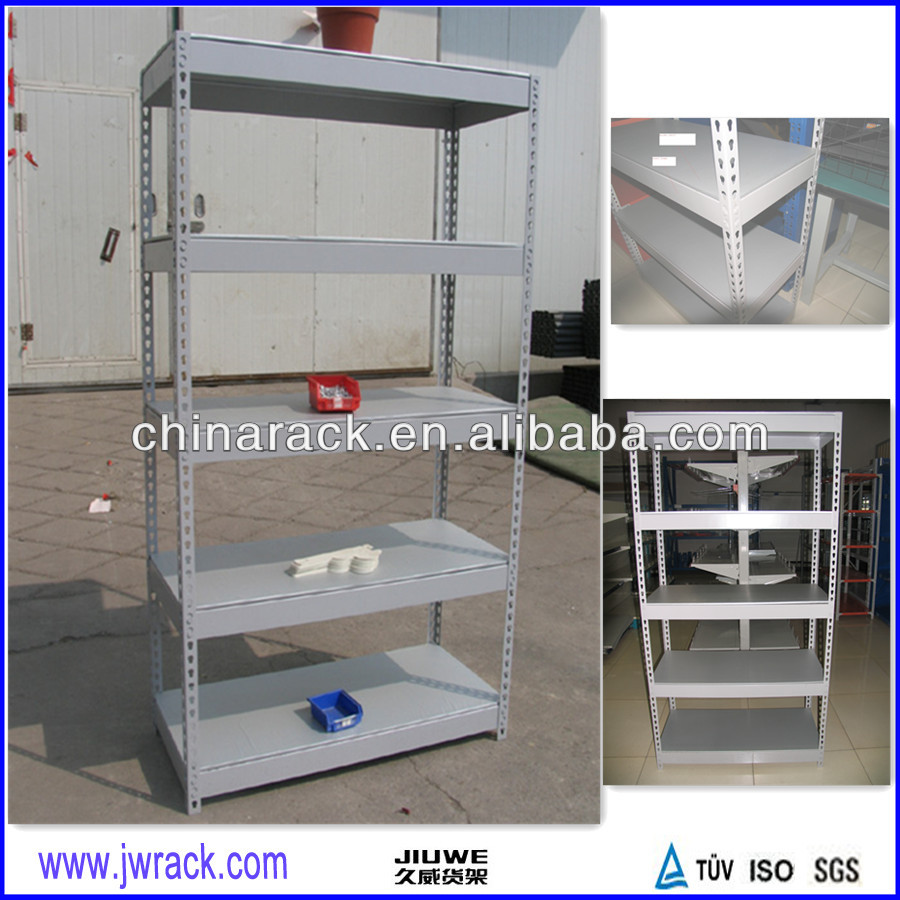 Storage boltless shelving system