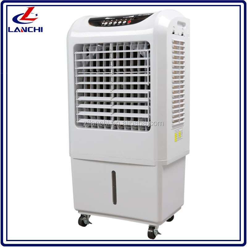 LANCHI 3000(m3/h) Airflow gree floor standing air conditioner and heating