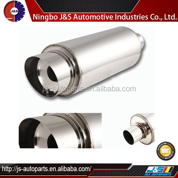 Universal T304 Stainless Steel Exhaust ear muffler
