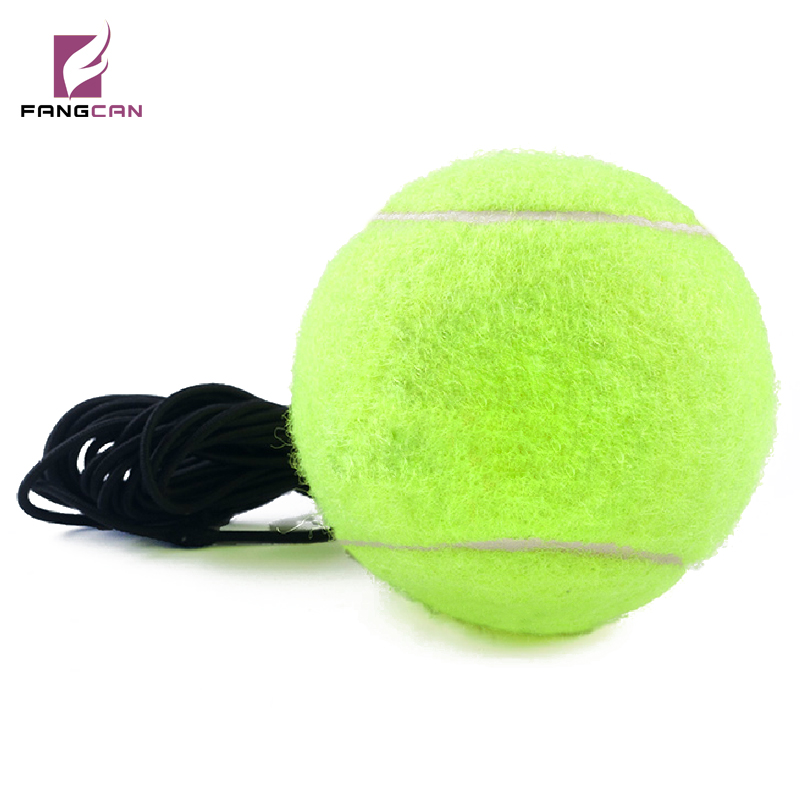 how to make tennis ball with elastic string