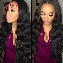 Ms Mary Hair Products 7A Grade Brazilian Body Wave 3 Bundles 100% Virgin Hair