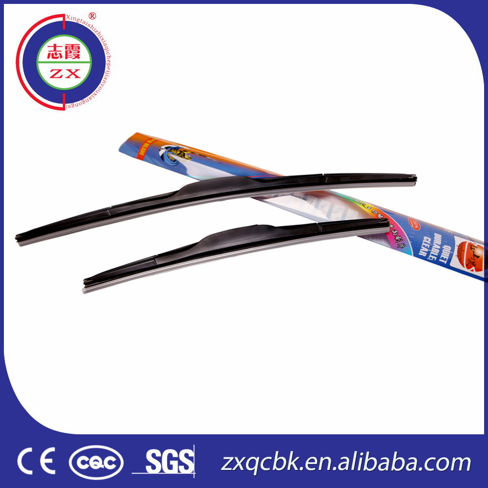 ZX universal type,apply to any car Soft Wiper Blades Windshield Wiper/Wiper Blades