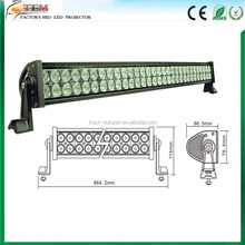 wholesale 32 inch 180W cheap led light bars 12V flood spot off road led light bar offroad led light bar for ATV 4x4 truck