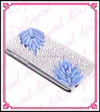 Aidocrystal Handmade Luxury phone case with diamond cover for i 6/6plus/5/5s/4/4s covers