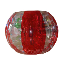 human Inflatable body zorb bumper ball for adults/inflatable bubble ball