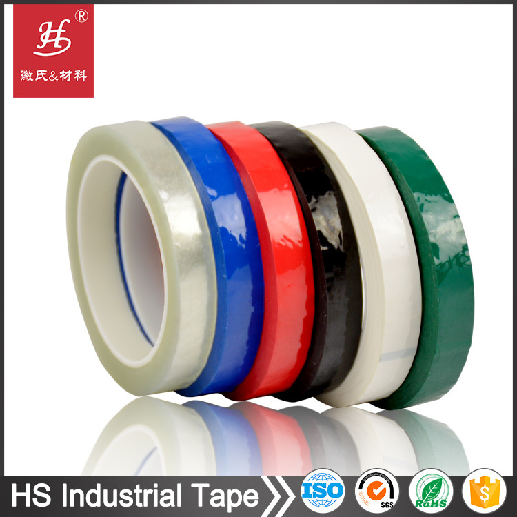 12 year factory pressure sensitive insulation acrylic adhesive mylar tape