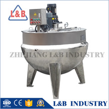 food process industrial steam cooking equipment