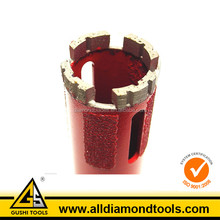 Diamond Coated Core Drill Bit Marble Glass Ceramic Hole Saw