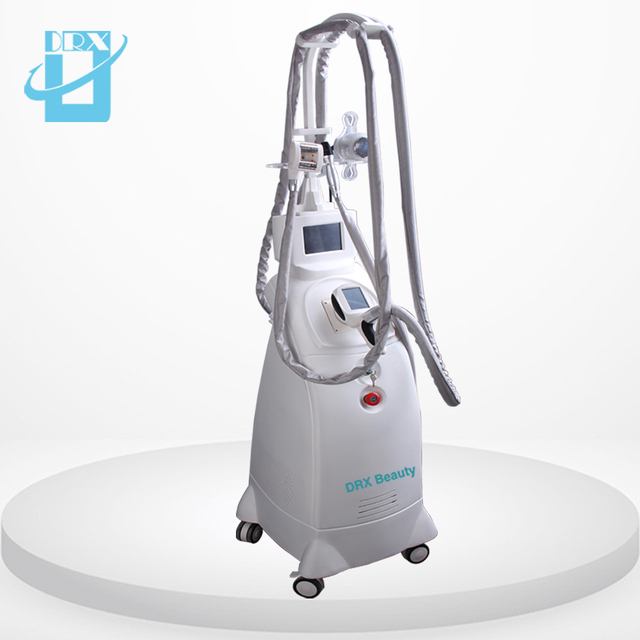 RF laser cool cryo handle cold lipolysis body sculpting velashape fat reducing ultrasound machine